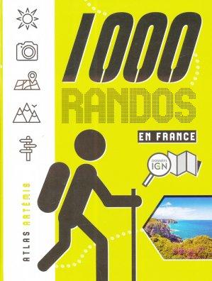 1 000 randos en France-artemis-9782816011562