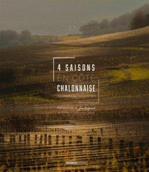 4 saisons en Côte Chalonnaise - bamboo - 9782818967805 -