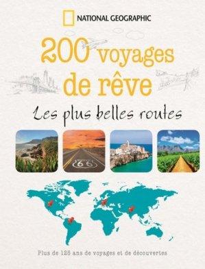 200 voyages de rêve - national geographic - 9782822902052 -