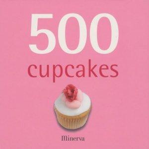 500 cupcakes - Minerva - 9782830711899 -