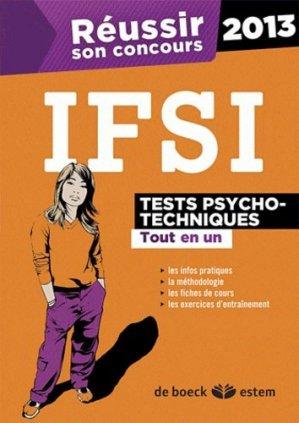 1200 tests psychotechniques - estem - 9782843715761 -