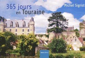 365 jours en Touraine - geste - 9782845617056 -