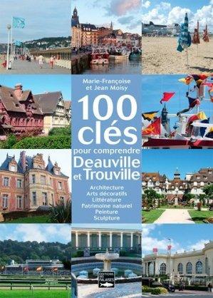 100 clés pour comprendre Deauville et Trouville - des falaises - 9782848112848 -