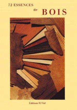 72 Essences de bois - vial - 9782851010308 -