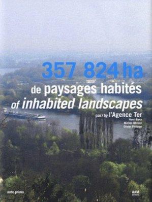 354 759 ha de paysages - archives d'architecture moderne - 9782871431961 -