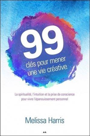 99 clés pour mener une vie créative - ada - 9782897672713 -