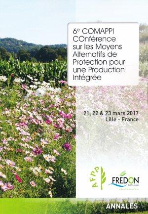 6ème Conférence Internationale sur les moyens alternatifs de protection des cultures - afpp - 9782905550521