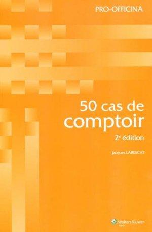 50 cas de comptoir - wolters kluwer - 9782909179506 -