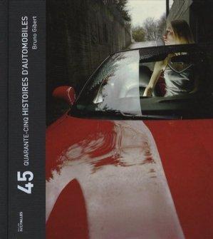 45 Histoires d'automobiles - Editions Intervalles - 9782916355214 -