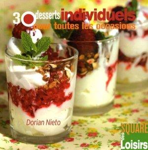 30 Desserts individuels pour toutes les occasions - creapassions - 9782916495705 -