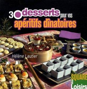 30 desserts pour vos apéritifs dînatoires - creapassions - 9782916495965 -