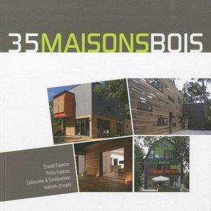 35 maisons bois - Atlanbois - 9782952774048 -