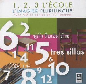 1, 2, 3, l'École - migrilude - 9782970053798 -