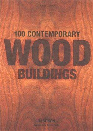 100 Contemporary Wood Buildings - taschen - 9783836561563 -