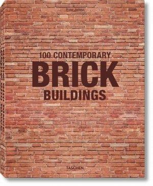 100 Bâtiments Contemporains en Brique - taschen - 9783836562355 -