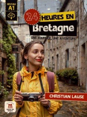 24 heures en Bretagne - maison des langues - 9788416657674 -