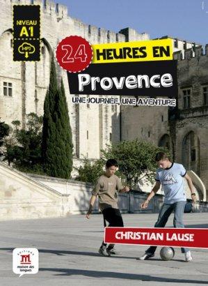 24 heures en Provence - maison des langues - 9788417260750