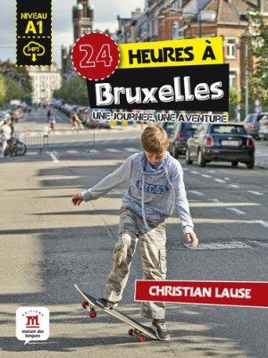 24 heures à Bruxelles - Maison des langues - 9788417260767 -