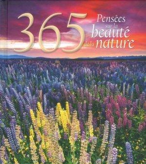 365 pensées sur la beauté de la nature - white star - 9788861129368