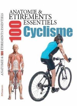 100 étirements essentiels pour le cyclisme - parramon - 9791026100843 -