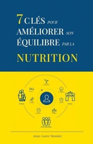 7 clés pour améliorer son équilibre par la nutrition - librinova - 9791026257493 -