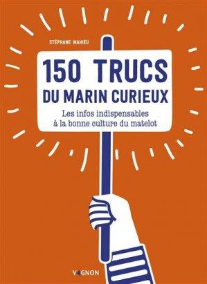 150 trucs du marin curieux - vagnon - 9791027104604 -