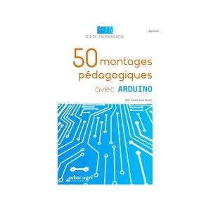 50 montages pédagogiques avec arduino - educagri - 9791027501441 -