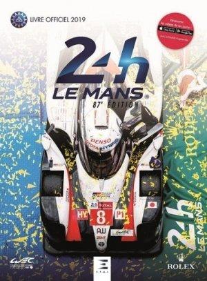 24 heures du Mans 2019, le livre officiel - etai - editions techniques pour l'automobile et l'industrie - 9791028303921 -