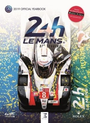 24 Le Mans hours, le livre officiel - etai - editions techniques pour l'automobile et l'industrie - 9791028303938 -