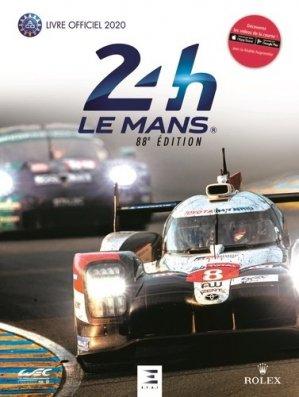 24 heures du Mans - etai - editions techniques pour l'automobile et l'industrie - 9791028304393 -