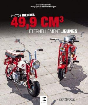 50 cm3, cyclomoteurs et velomoteurs - etai - editions techniques pour l'automobile et l'industrie - 9791028304447 -