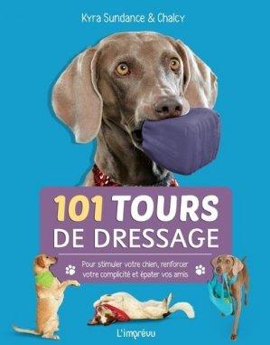 101 tours de dressage - de l'imprevu - 9791029508868 -