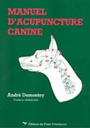 Manuel d'acupuncture canine - du point veterinaire - 9782863260470 -