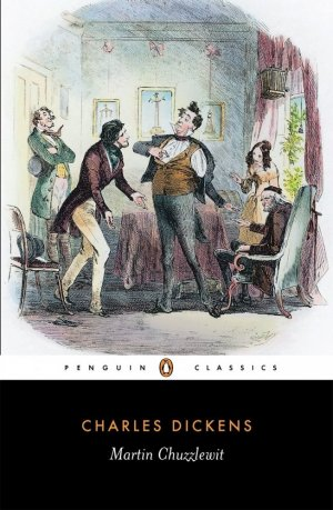 Martin Chuzzlewit - penguin classics - 9780140436143 -