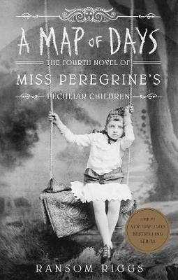 Map of Days: Miss Peregrine's Peculiar Children - penguin - 9780141385921 -