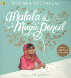 Mamala's Magic Pencil - puffin books - 9780241322574 -