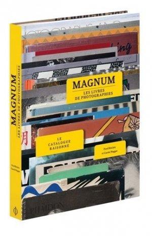 Magnum, les livres de photographies. Le catalogue raisonné - phaidon - 9780714872971 -
