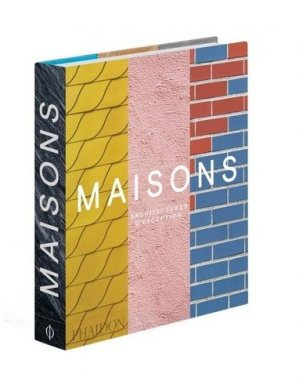 Maisons - Phaidon - 9780714879963 -