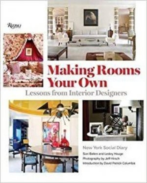 Making Rooms Your Own - rizzoli - 9780789339850 -