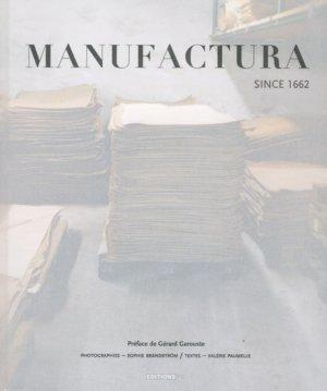 Manufactura - pc  - 9791090148536 -
