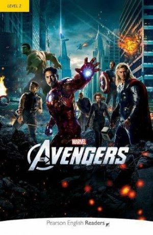 Marvel's The Avengers - pearson - 9781292205687