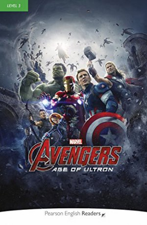 Marvel's The Avengers : Age of Ultron - pearson - 9781292205694