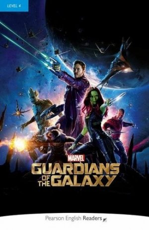 Marvel's The Guardians of the Galaxy - pearson - 9781292206288
