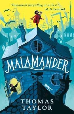 Malamander - walker - 9781406386288 -