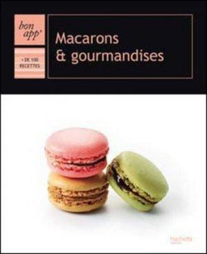 Macarons & gourmandises - Hachette - 9782012380950 -