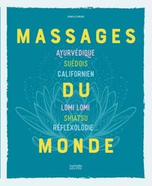Massages du monde - hachette - 9782017085324 -