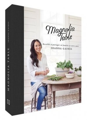 Magnolia Table - hachette - 9782017089278 -