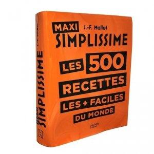 Maxi Simplissime - hachette - 9782017089476 -