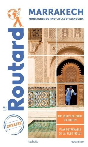 Marrakech - Hachette - 9782017871583 -