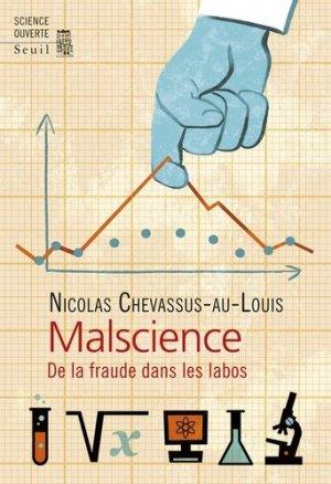 Malscience - du seuil - 9782021175950 -